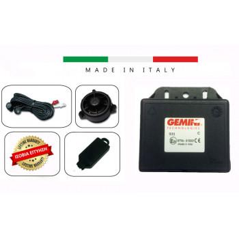 Gemini Can Bus Σύστημα Συναγερμού Αυτοκινήτου με Ηλεκτρονικό Κλειδί και σειρήνα 931