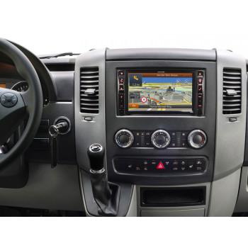 Alpine Style 8'' Οθόνη Εργοστασιακού Τύπου Αποκλειστικά Σχεδιασμένη για Mercedes Sprinter με Navigation Bluetooth και Mirrorlink X800D-S906