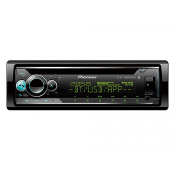 Pioneer Radio USB CD με Bluetooth και Θύρα AUX DEH-S520BT