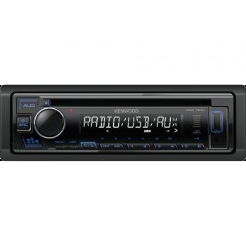 Kenwood Radio USB CD με Θύρα AUX KDC-130UB