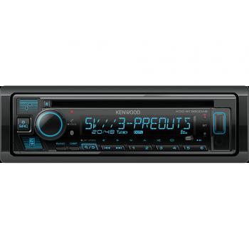 Kenwood Radio USB CD με Bluetooth Θύρα AUX και Δέκτη DAB KDC-BT950DAB