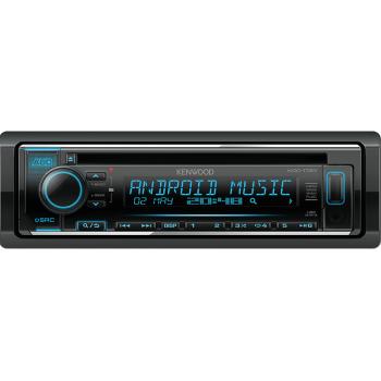Kenwood 1 Din Universal Radio USB CD με Θύρα AUX και Ενισχυτή Ισχύος 4 x 50 W KDC-172Y