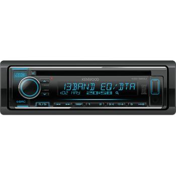 Kenwood 1 Din Universal Radio USB CD με Θύρα AUX και Ενισχυτή Ισχύος 4 x 50 W KDC-320UI