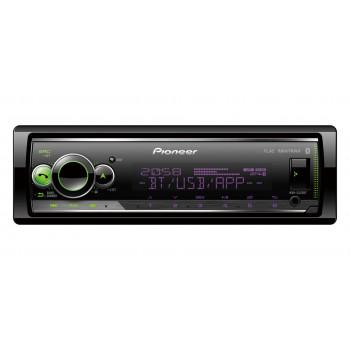 Pioneer Radio USB χωρίς CD με Bluetooth και Θύρα AUX MVH-S520BT