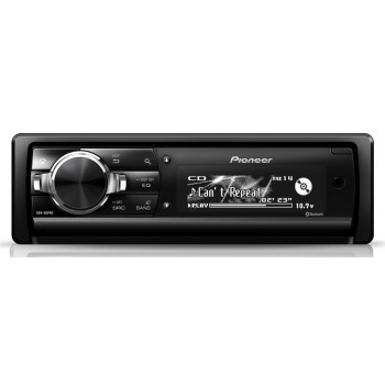 Pioneer Radio USB CD με Bluetooth και Κάρτα SD DEH-80PRS