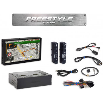 Alpine Freestyle X702D-F