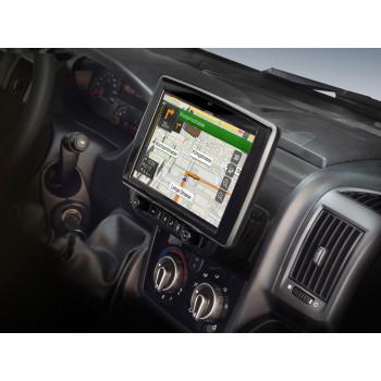 Alpine Style 9'' Οθόνη Εργοστασιακού Τύπου Ειδικά Σχεδιασμένη για Fiat Ducato 3 Citroen Jumper 2 Peugeot Boxer 2 με Navigation Συμβατή με Apple Car Play και Android Auto X903D-DU