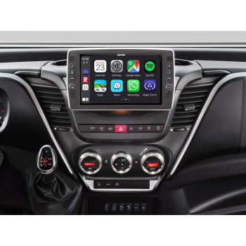 Alpine Style 9'' Οθόνη Εργοστασιακού Τύπου Αποκλειστικά Σχεδιασμένη για Iveco Daily με Navigation Συμβατή με Apple CarPlay και Android Auto X903D-ID
