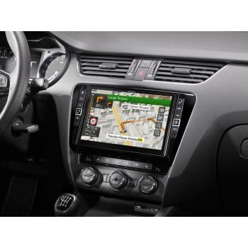 Alpine Style 9'' Οθόνη Εργοστασιακού Τύπου Ειδικά Σχεδιασμένη για Skoda Octavia 3 με Navigation Συμβατή με Apple Car Play και Android Auto X903D-OC3