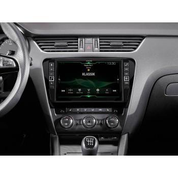 "Alpine Style 9 "" Mobile Media System Ειδικά Σχεδιασμένη για Skoda Octavia 3 Συμβατή με Apple CarPlay και Android Auto i902D-OC3"