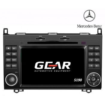 Gear Q068I Mercedes A/B/VITO/VIANO (05-11) S190