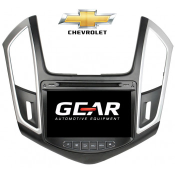 Gear 8 Ιντσών Οθόνη Εργοστασιακού Τύπου για Chevrolet Cruze με Navigation Bluetooth και WiFi CHEV03
