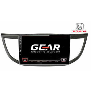 Gear 10 Ιντσών Οθόνη Εργοστασιακού Τύπου Χωρίς CD για Honda CRV με Navigation Bluetooth και WiFi HON02