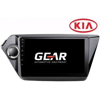 Gear 9 Ιντσών Οθόνη Εργοστασιακού Τύπου για KIA Rio 2015 με Navigation Bluetooth και WiFi KIA06