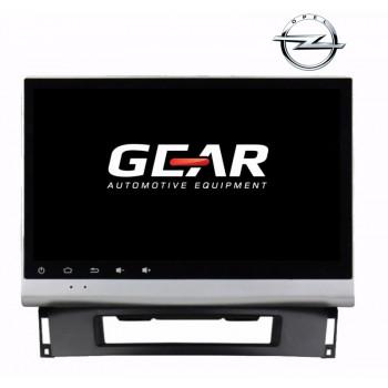 Gear 10.1 Ιντσών Οθόνη Εργοστασιακού Τύπου για Opel Astra J με navigation Bluetooth και WiFi OP03