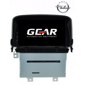 Gear 8 Ιντσών Οθόνη Εργοστασιακού Τύπου για Opel Mokka με Navigation Bluetooth και WiFi OP04