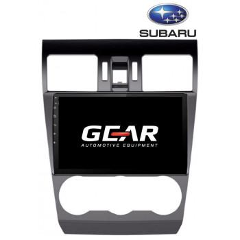 Gear 9 Ιντσών Οθόνη Εργοστασιακού Τύπου για Subaru Forester και Impreza με Navigation Bluetooth και WiFi