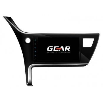 Gear TOY12 Toyota AURIS 17>
