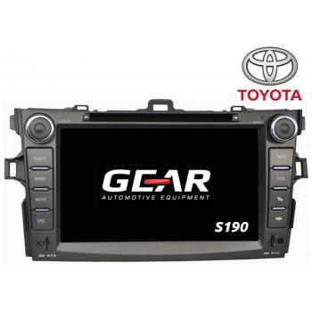 Gear Q063I Toyota COROLLA 06-12 (S190)