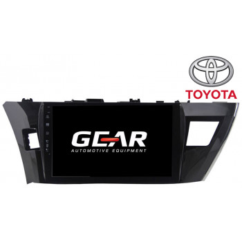Gear TOY08 Toyota COROLLA (13-16)