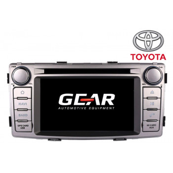 Gear TOY09 Toyota HILUX 2012