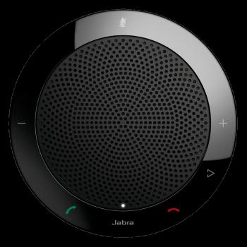 Jabra Speak 410 Φορητό Μεγάφωνο Τηλεδιάσκεψης Σύνδεση με USB
