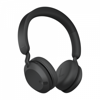 Jabra Ασύρματα Bluetooth Aκουστικά 45h Black