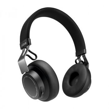 Jabra Ασύρματα Bluetooth Aκουστικά Move Style Edition PS4 Xbox Συμβατά Titanium Black