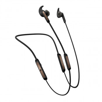 Jabra Ασύρματα Bluetooth Neckband Aκουστικά Elite 45e Copper Black
