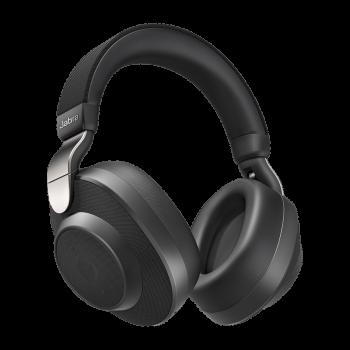 Jabra Ασύρματα Bluetooth Aκουστικά 85h Titanium Black