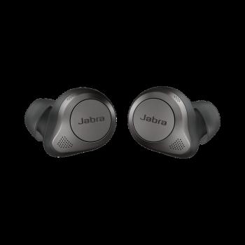 Jabra Ασύρματα Bluetooth Aκουστικά 85t Titanium Black