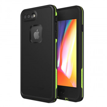 LifeProof FRE Αδιάβροχη θήκη για Apple iPhone 8 Plus, iPhone 7 Night Lite Black