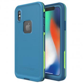 LifeProof FRE Αδιάβροχη θήκη για Apple iPhone X Banzai Blue
