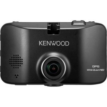 Kenwood Ευρυγώνια Καταγραφική Κάμερα Ταμπλό Αυτοκινήτου με GPS
