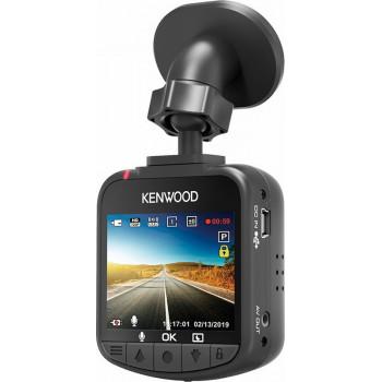 Kenwood Καταγραφική Κάμερα Ταμπλό Αυτοκινήτου με αισθητήρα G