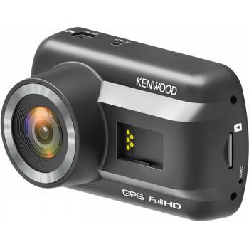 Kenwood Full HD Καταγραφική Κάμερα Ταμπλό Αυτοκινήτου με GPS