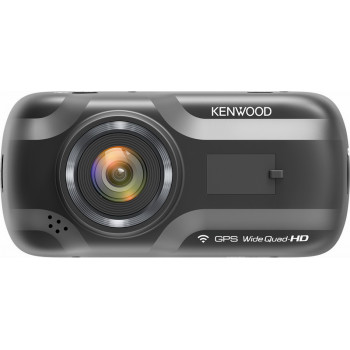 Kenwood Ευρυγώνια Καταγραφική Κάμερα Ταμπλό Αυτοκινήτου με Wifi και GPS