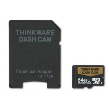 Alpine Micro SD Κάρτα 64 GB για DVR-F800PRO και DVR-F200