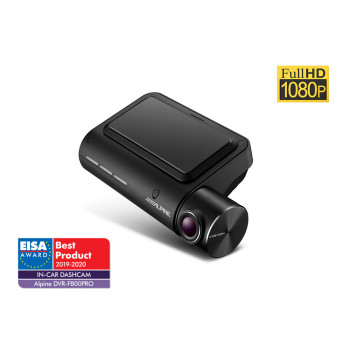 Alpine Καταγραφική Κάμερα Ταμπλό Αυτοκινήτου Driver Assistance Dash Cam