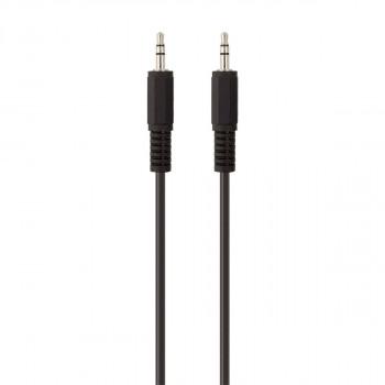 Belkin Καλώδιο Ήχου Ακουστικών Jack Cable 3.5mm 1m Black