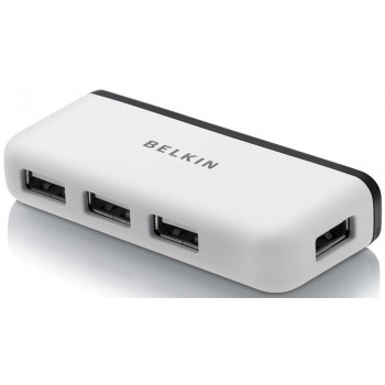USB 2.0 4-PORT TRAVEL HUB