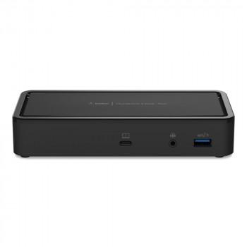 Belkin Thunderbolt 3 Dock Plus Επέκταση Desktop και  Laptop Ταχύτητα Μεταφοράς έως 40 GBps