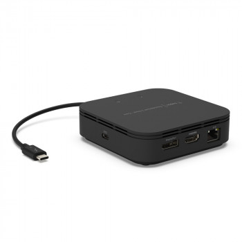 Belkin Thunderbolt 3 Dock Core Επέκταση Desktop και Ταχύτητα Μεταφοράς έως 40 GBps