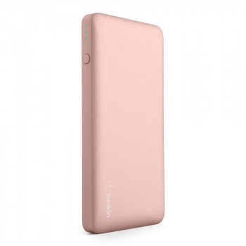 Belkin Pocket Power Φορητό Ροζ Χρυσό PowerBank 5000 mAh