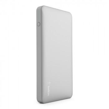 Belkin Pocket Power Φορητό Ασημί PowerBank 10000 mAh με διπλή έξοδο USB