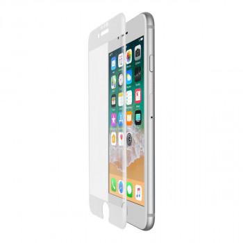 Belkin Edge to Edge Άσπρη Μεμβράνη Προστασίας για iPhone 8 / 7 / 6s / 6