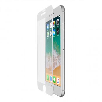 Belkin Edge to Edge Άσπρη Μεμβράνη Προστασίας για iPhone 8 Plus / 7 Plus