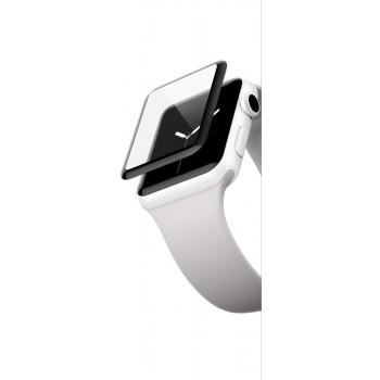 Belkin Screenforce Ultra Curve Μεμβράνη Προστασίας για Apple Watch Series 3 / 2  42mm Αδιάβροχη