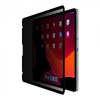 Belkin Screenforce TruePrivacy Αποσπώμενo Επαναχρησιμοποιήσιμo Προστατευτικό Οθόνης για iPad Pro 12.9-inch