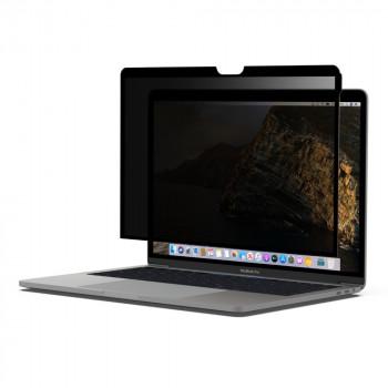 Belkin Screenforce TruePrivacy Αποσπώμενo Επαναχρησιμοποιήσιμo Προστατευτικό Οθόνης για Macbook Pro 15